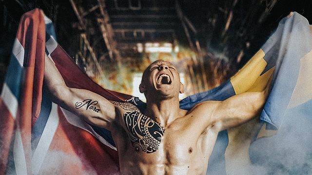 Jack 'The Joker' Hermansson