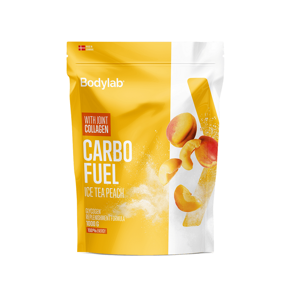 Bodylab Carbo Fuel - Ice Tea Peach