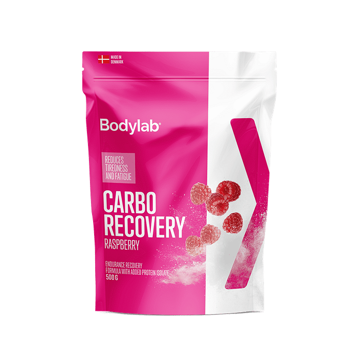 Bodylab Carbo Recovery - Raspberry