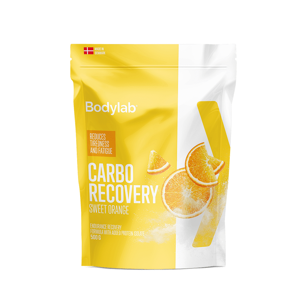Bodylab Carbo Recovery - Sweet Orange